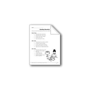 Evan-Moor Educational Publishers Nonfiction Reading, Gr. 1: Checklist & Graphic Organizers Workbook, Grade 1 [eBook]