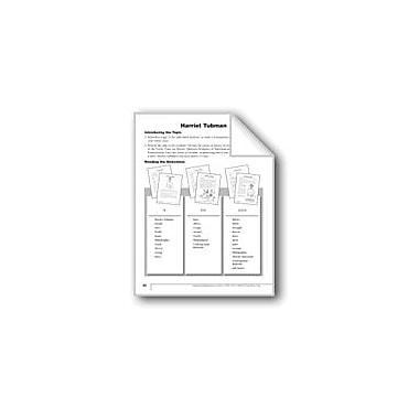 Evan-Moor Educational Publishers Harriet Tubman Language Arts Workbook, Grade 2 [eBook]