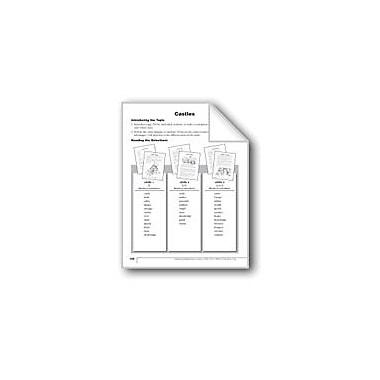 Evan-Moor Educational Publishers Castles Language Arts Workbook, Grade 2 [eBook]