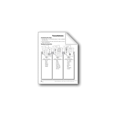 Evan-Moor Educational Publishers Tessellations Language Arts Workbook, Grade 3 [eBook]