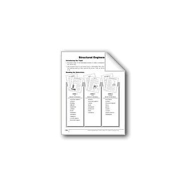 Evan-Moor Educational Publishers Structural Engineers Language Arts Workbook, Grade 4 [eBook]