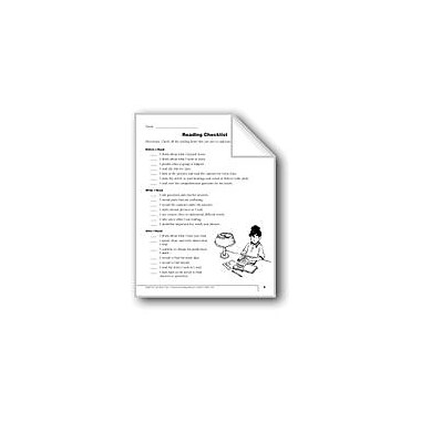 Evan-Moor Educational Publishers Nonfiction Reading, Gr. 4: Checklist & Graphic Organizers Workbook, Grade 4 - Grade 6 [eBook]