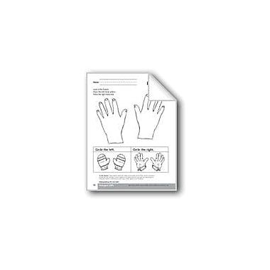 Evan-Moor Educational Publishers Emergent Skills: Distinguishing Left and Right Workbook, Preschool - Kindergarten [eBook]