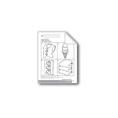 Evan-Moor Educational Publishers Emergent Skills: Distinguishing Top and Bottom Workbook, Preschool - Kindergarten [eBook]