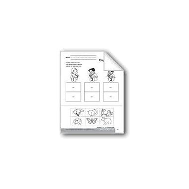 Evan-Moor Educational Publishers Phonemic Awareness: Counting 1-, 2-, & 3-Syllable Words Workbook [eBook]