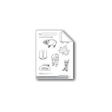 Evan-Moor Educational Publishers Phonemic Awareness: Words That Rhyme/The Jeep Workbook, Preschool - Kindergarten [eBook]