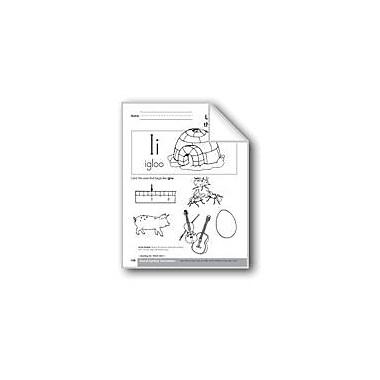 Evan-Moor Educational Publishers Sound-Symbol Association: Initial Short I Workbook, Preschool - Kindergarten [eBook]