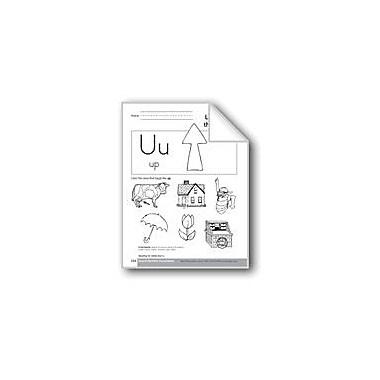 Evan-Moor Educational Publishers Sound-Symbol Association: Initial Short U Workbook, Preschool - Kindergarten [eBook]