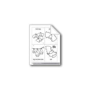Evan-Moor Educational Publishers Little Alphabet Reader: Bb Bat Language Arts Workbook, Preschool - Kindergarten [eBook]