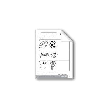 Evan-Moor Educational Publishers Emergent Skills:Adding An Object That Belongs Workbook, Preschool - Kindergarten [eBook]