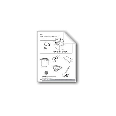 Evan-Moor Educational Publishers Short Vowel Sounds /O/ Language Arts Workbook, Kindergarten - Grade 1 [eBook]