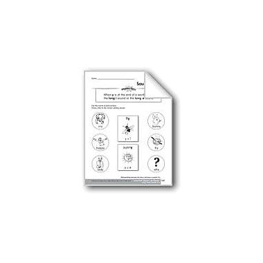 Evan-Moor Educational Publishers Long Vowel Sounds of /Y/ Language Arts Workbook, Grade 1 - Grade 2 [eBook]