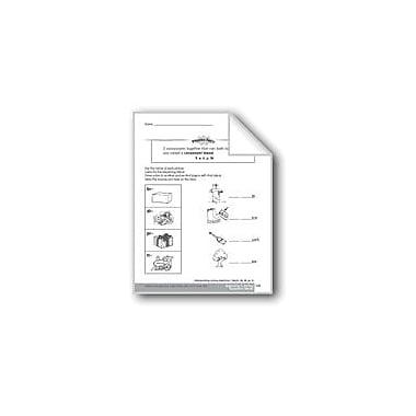 Evan-Moor Educational Publishers Beginning Consonant Blends: /Br/, /Dr/, /Pr/, and /Tr/ Workbook, Grade 1 - Grade 2 [eBook]