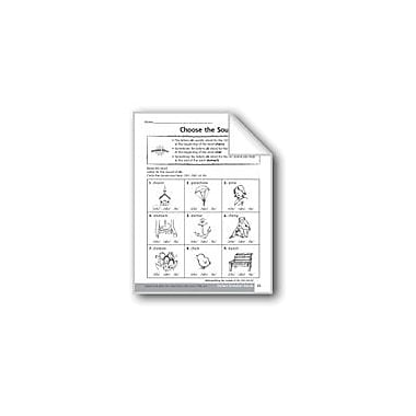 Evan-Moor Educational Publishers Variant Consonant Sounds: Sounds of 'Ch' Language Arts Workbook, Grade 2 - Grade 3 [eBook]