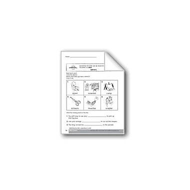 Evan-Moor Educational Publishers Silent Letters: Silent 'C' Language Arts Workbook, Grade 2 - Grade 3 [eBook]