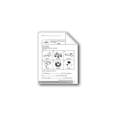Evan-Moor Educational Publishers Silent Letters: Silent 'W' Language Arts Workbook, Grade 2 - Grade 3 [eBook]