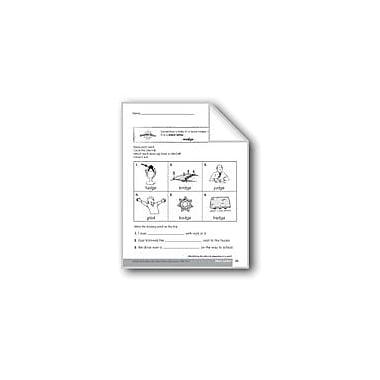 Evan-Moor Educational Publishers Silent Letters: Silent 'D' Language Arts Workbook, Grade 2 - Grade 3 [eBook]