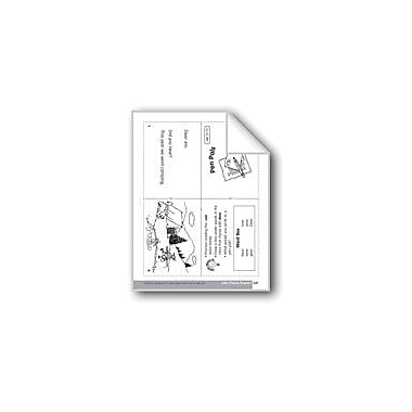 Evan-Moor Educational Publishers Pen Pals (Little Phonics Readers) Language Arts Workbook, Grade 2 - Grade 3 [eBook]