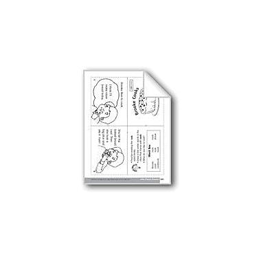 Evan-Moor Educational Publishers Brooke Cooks (Little Phonics Readers) Language Arts Workbook, Grade 2 - Grade 3 [eBook]