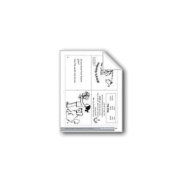 Evan-Moor Educational Publishers Mary's Garden (Little Phonics Readers) Language Arts Workbook, Grade 2 - Grade 3 [eBook]