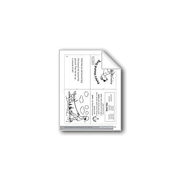 Evan-Moor Educational Publishers Pete's Hound Dog (Little Phonics Readers) Language Arts Workbook, Grade 2 - Grade 3 [eBook]