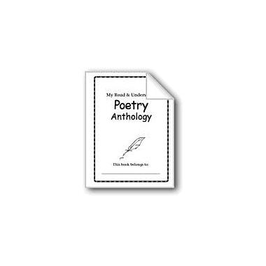 Evan-Moor Educational Publishers My Read/Understand Poetry Anthology-3 Language Arts Workbook, Grade 2 - Grade 3 [eBook]