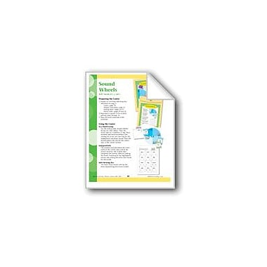 Evan-Moor Educational Publishers Sound Wheels (Sounds of C, G, and S) Reading & Writing Workbook, Grade 2 - Grade 3 [eBook]