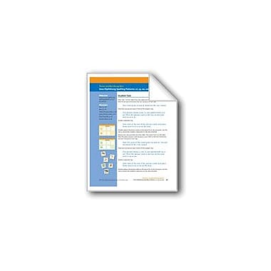 Evan-Moor Educational Publishers Uses Diphthong Spelling Patterns: Oi, Oy, Ou, Ow (Assessment) Workbook, Grade 2 [eBook]