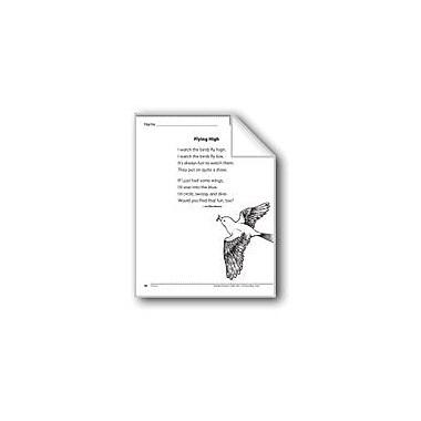Evan-Moor Educational Publishers Flying High (A Poem) Language Arts Workbook, Grade 1 [eBook]