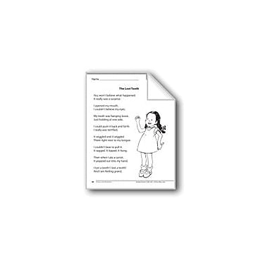 Evan-Moor Educational Publishers The Lost Tooth (A Fiction Story) Language Arts Workbook, Grade 1 [eBook]