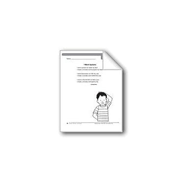 Evan-Moor Educational Publishers I Went Upstairs (A Rhyme) Language Arts Workbook, Grade 2 [eBook]