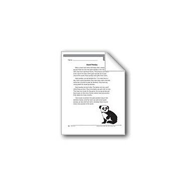 Evan-Moor Educational Publishers Giant Pandas (Nonfiction) Language Arts Workbook, Grade 2 [eBook]