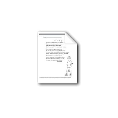Evan-Moor Educational Publishers Harlan the Bully (A Poem) Character & Social Skills Workbook, Grade 3 [eBook]