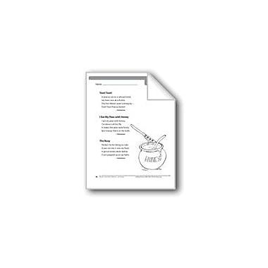 Evan-Moor Educational Publishers Three Rhymes Language Arts Workbook, Grade 3 [eBook]