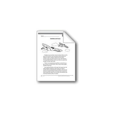 Evan-Moor Educational Publishers Daedalus and Icarus (A Myth) Language Arts Workbook, Grade 3 [eBook]