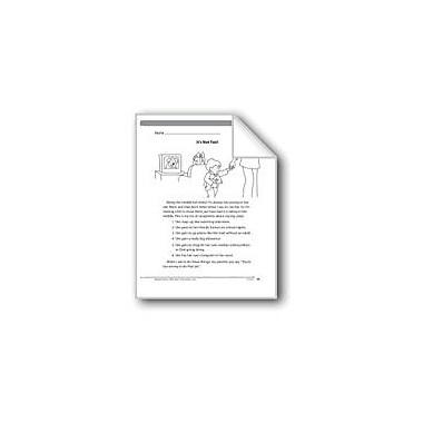 Evan-Moor Educational Publishers It's Not Fair! (Fiction) Language Arts Workbook, Grade 3 [eBook]
