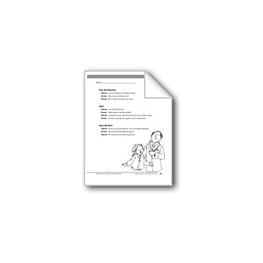 Evan-Moor Educational Publishers Pass the Ketchup (3 Jokes) Language Arts Workbook, Grade 4 [eBook]