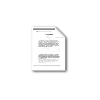 Evan-Moor Educational Publishers Florida Everglades (Nonfiction) Language Arts Workbook, Grade 4 [eBook]