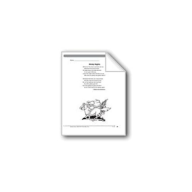 Evan-Moor Educational Publishers Windy Nights (A Poem) Language Arts Workbook, Grade 5 [eBook]