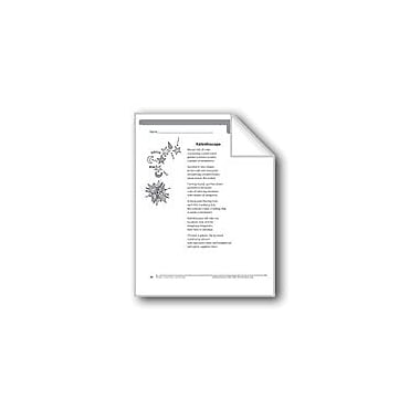 Evan-Moor Educational Publishers Kaleidoscope (A Poem) Language Arts Workbook, Grade 6 [eBook]