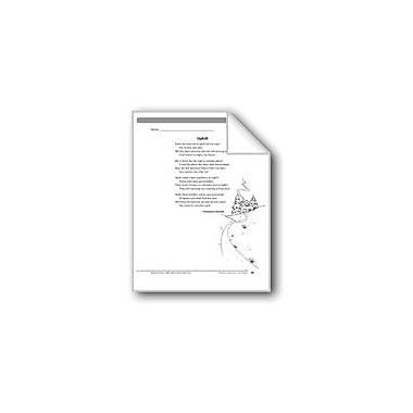 Evan-Moor Educational Publishers Uphill (A Poem) Language Arts Workbook, Grade 6 [eBook]