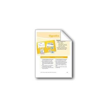 Evan-Moor Educational Publishers Opposites (Antonyms) Reading & Writing Workbook, Kindergarten - Grade 1 [eBook]