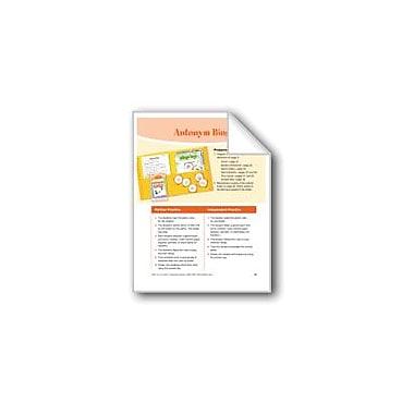 Evan-Moor Educational Publishers Antonym Bingo Reading & Writing Workbook, Grade 3 - Grade 4 [eBook]