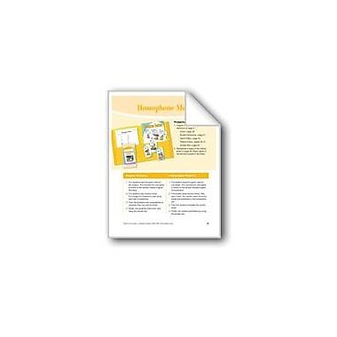 Evan-Moor Educational Publishers Homophone Match Reading & Writing Workbook, Grade 3 - Grade 4 [eBook]