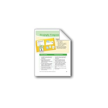 Evan-Moor Educational Publishers Geography Compound Words Reading & Writing Workbook, Grade 3 - Grade 4 [eBook]
