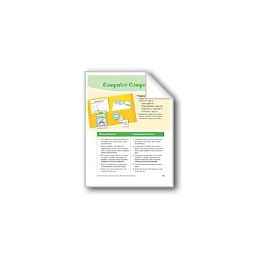 Evan-Moor Educational Publishers Computer Compounds (Compound Words) Reading & Writing Workbook, Grade 4 - Grade 5 [eBook]