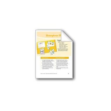 Evan-Moor Educational Publishers Homophone Play Reading & Writing Workbook, Grade 5 - Grade 6 [eBook]