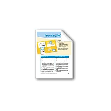 Evan-Moor Educational Publishers Presenting Prefixes Reading & Writing Workbook, Grade 5 - Grade 6 [eBook]