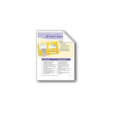 Evan-Moor Educational Publishers All About Acronyms Reading & Writing Workbook, Grade 5 - Grade 6 [eBook]