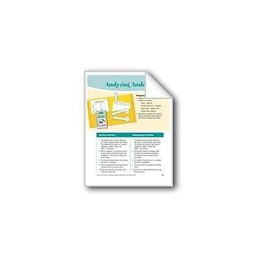 Evan-Moor Educational Publishers Analyzing Analogies Reading & Writing Workbook, Grade 5 - Grade 6 [eBook]